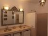 Salle de bain équipée chambre Rachid