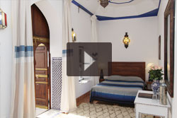 Fatima's_room_guest_house Marrakech